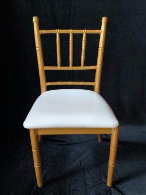 krzesło chiavari dziecięce wynajem
